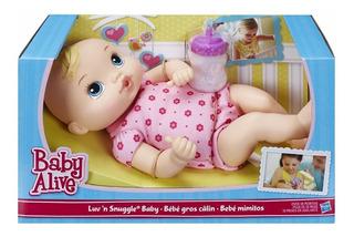 Baby Alive (bebé Mimitos) Hasbro A5429