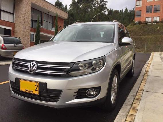 Volkswagen Tiguan Sport & Style Turbo