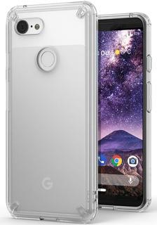 Capa Google Pixel 3 Xl (6.3)   Ringke Fusion   Original Br