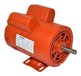 Motor Eléctrico Siemens Monofásico 1rf20000db614aa1 2hp