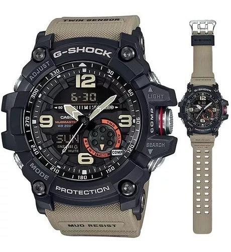 Relógio Casio G-shock Gg-1000-1a5 Mudmaster - 100% Original