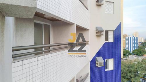Lindo Apartamento Com 2 Dormitórios À Venda No Centro, 65 M² Por R$ 330.000 - Ap6277