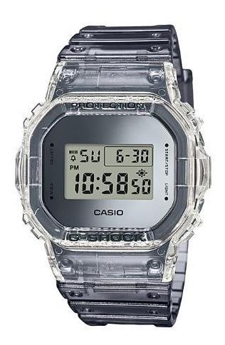 Reloj Casio Skeleton Transparente E-watch Cadw5600sk1cr