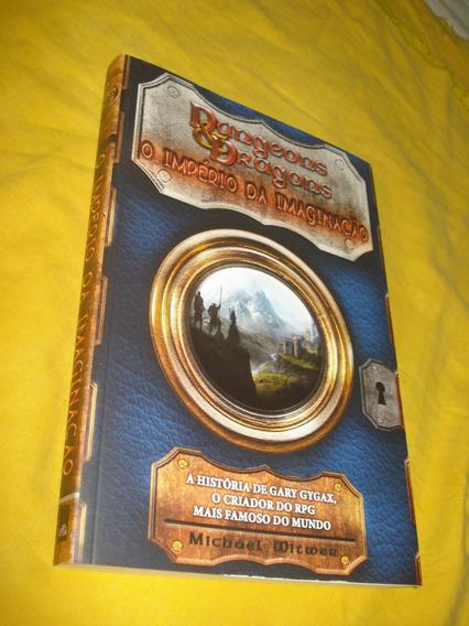 Dungeons E Dragons Império Da Imaginação G. Gygax