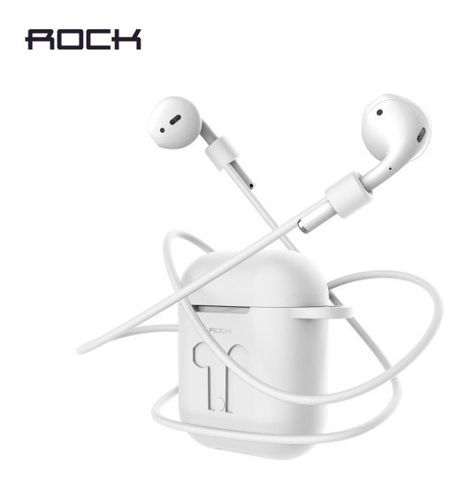 Capa Case Para Apple AirPods 100% Original Rock