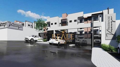 Apartamento Com 2 Dormitórios À Venda, 58 M² Por R$ 240.000 - Residencial Vincenza - Vinhedo/sp - Ap0758