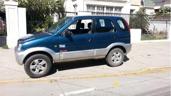 Daihatsu Terios 1998 Sin Motor Al Desarme Con Papeles