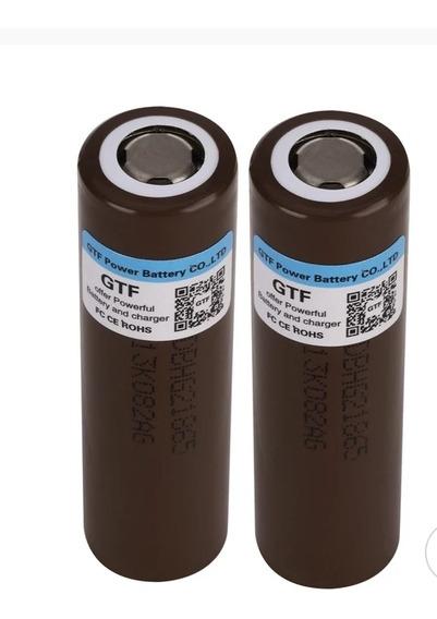 Par Bateria Lg Hg2 Vape 18650 Smoke Vaporesso Smok Voopo