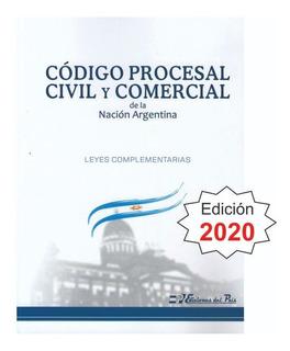 Codigo Procesal Civil Y Comercial De La Nacion Pocket