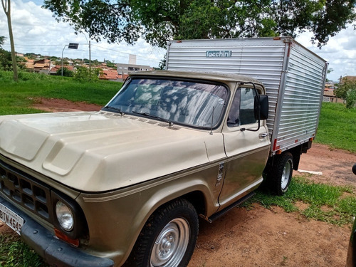 Ano 1979 - Modelo 1980 - D10 - Gm Chevrolet
