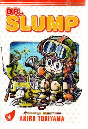 Dr Slump 04 - Panini 4 - Bonellihq Cx298 E18