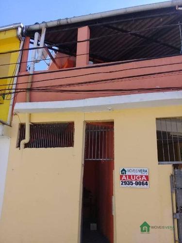 Imagem 1 de 11 de Casa De 3 Dormitórios Para Locação No Jd. Ipê, Campo Limpo. - Ca0273