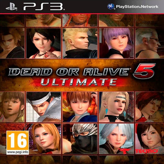 Dead Or Alive 5 Ultimate Ps3 Original Entrega Inmediata