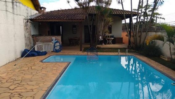 Casa Residencial À Venda, Rosário, Atibaia. - Ca0231