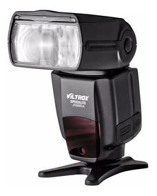 Flash Para Nikon Canon Camera Dslr Universal Viltrox Jy680a