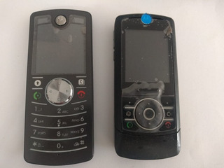 2 Celulares Motorola Modelos: Rizr Z3 E F3 - Apenas Aparelho