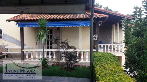 Imagem 1 de 15 de Casa Em Centro  -  Miguel Pereira - 1836