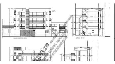 Permiso Aprobado - 632 M2 De Construcción