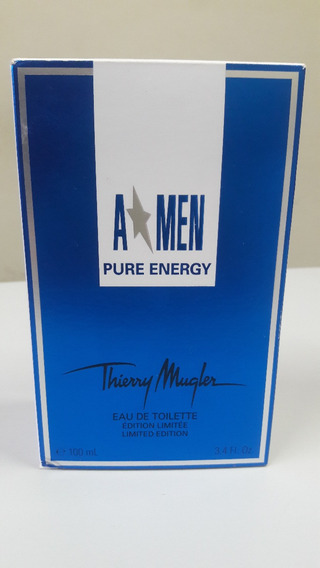 Pure Energy (thierry Mugler)
