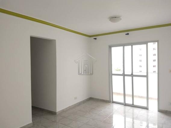 Apartamento Em Condomínio Padrão Para Locação No Bairro Vila Floresta, 2 Dorm, 0 Suíte, 1 Vagas, 62,00 M - 8723usemascara