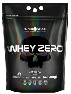 Whey Zero 10lbs Chocolate