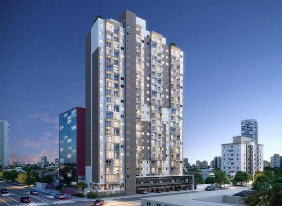 Apartamento Em Brás, São Paulo/sp De 38m² 1 Quartos À Venda Por R$ 260.000,00 - Ap585724