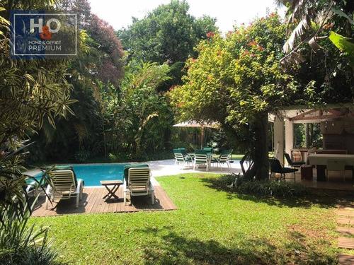 Imagem 1 de 18 de Casa Com 5 Dormitórios, 539 M² - Venda Ou Aluguel - Morumbi - São Paulo/sp - Ca0297