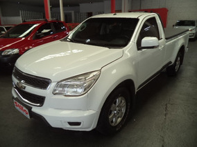 S10 Pick Up Lt 2.4 Flex Power 2013 /2013 Branco Completo !!!