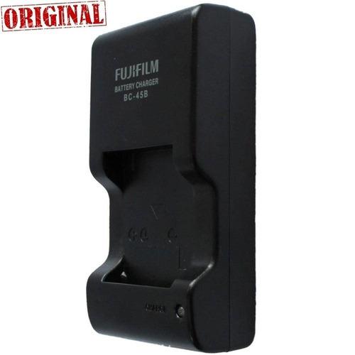 Fu* Carregador Original Baterias Fujifilm P/ Kodak M753