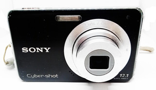 Cámara Sony Cyber Shot Dsc-w190 12.1 Mega