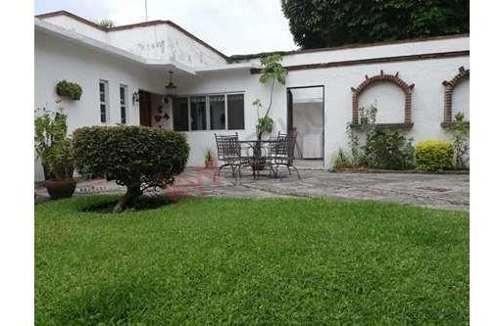 Casa En Venta, Cuernavaca Morelos, Palmira.