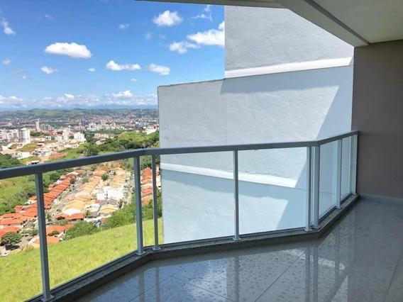 Apartamento Para Venda Em Volta Redonda, Mirante Do Vale - Ap118_1-1040694