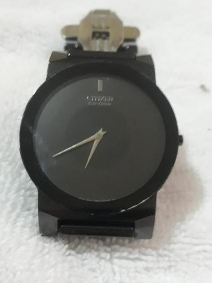 Reloj Eco Drive Negro