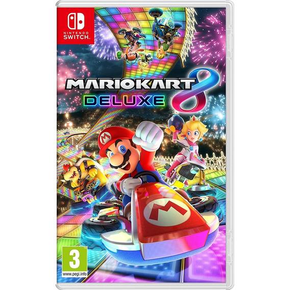 Mario Kart 8 Deluxe - Switch Lacrado