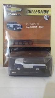 Amazona 1962 - Chevrolet Collection Ed. 45