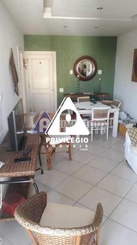 Flat À Venda, 1 Quarto, 1 Vaga, Copacabana - Rio De Janeiro/rj - 30151