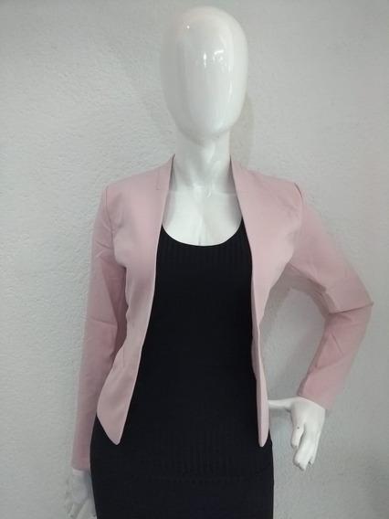 Saco Para Dama Color Rosa