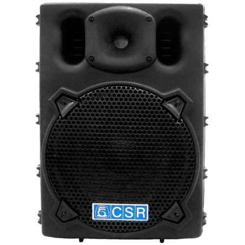 Caixa Ativa Csr 2500 A Fal 10 Pol 100w Usb / Bluetooth