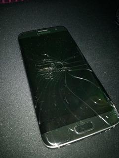 Samsung Galaxy S7 Edge - Retirar Peças