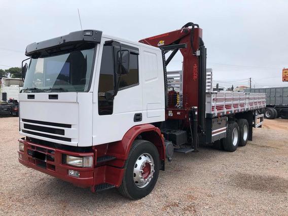 Iveco Tector 230e24n Truck Carroceria Munck Muck Muke Masal
