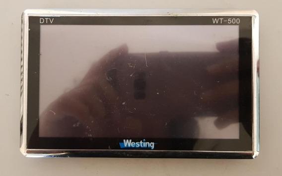 Gps Westing Dtv Wt-500 Usado Ref: J76