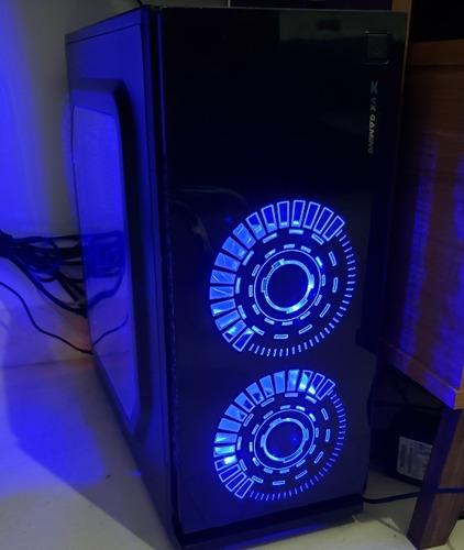 Cpu Gamer Ryzen 5 2600 Ram16gb Ssd 120gb + 2tb Gtx 1660 6gb