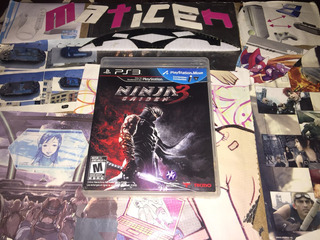 Ninja Gaiden 3 Ps3 . Venta O Cambio ;)