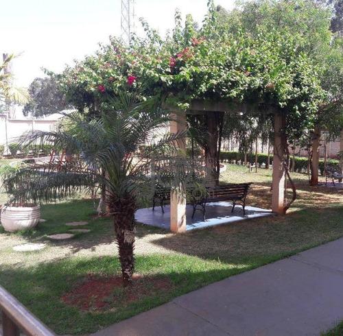 Apartamento Com 2 Dormitórios À Venda, 45 M² Por R$ 200.000,00 - Jardim América Ii - Americana/sp - Ap4771