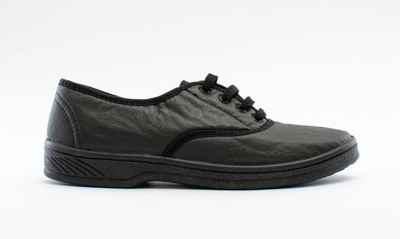 Zapatillas Nautica Eco Cuero Terraflex Dama S342