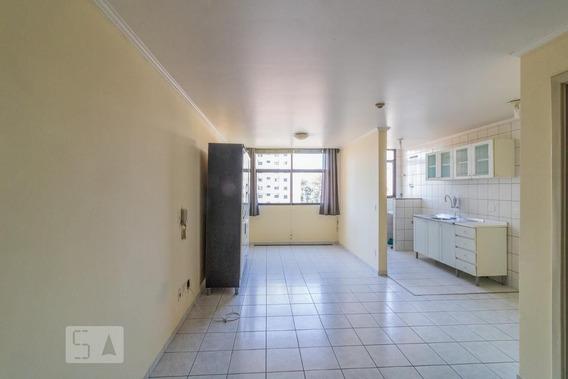Studio No 4º Andar Com 1 Dormitório E 2 Garagens - Id: 892949803 - 249803