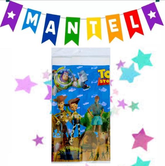 Toy Story -- Manteles-- Artículos De Fiesta