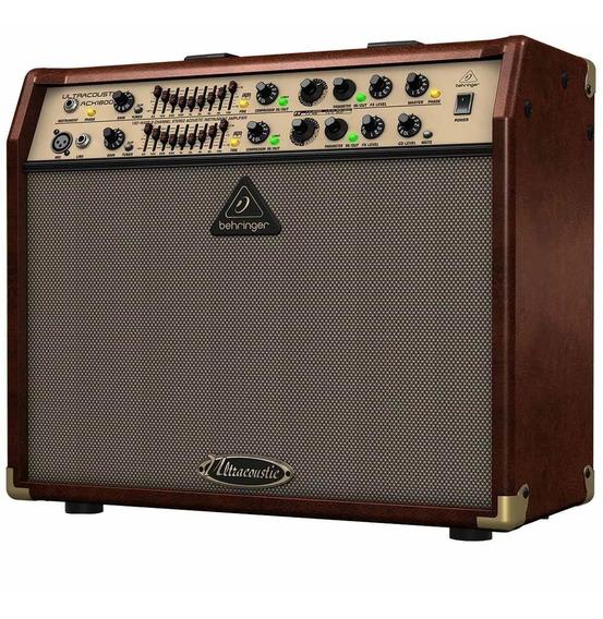 Amplificador Cubo Behringer Acx 1800 Acustico + Nf E Grtia