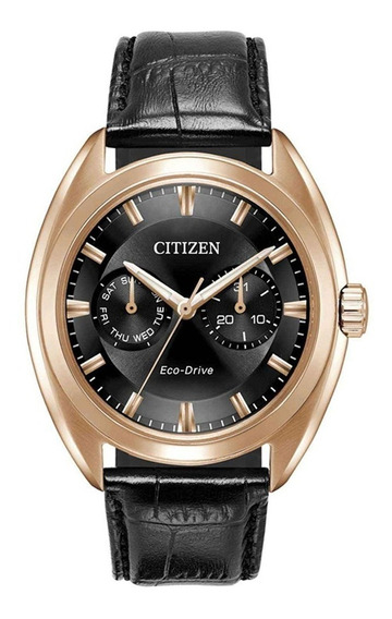 Reloj Citizen Eco-drive Original Para Hombre Bu4013-07h