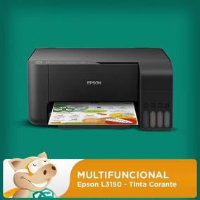 Epson Multifuncional L3150 - Tinta Corante